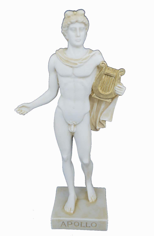 Estia Creations Archimedes Pythagoras Thales Sculpture Ancient Greek Scientists Set