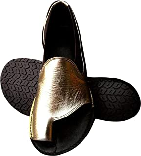Warreal Women Comfy Platform Sandal Shoes Beach Travel Shoes for Summer