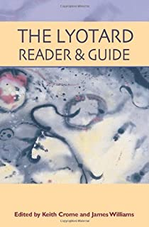 The Lyotard Reader and Guide (2006-05-30)