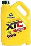 Bardahl 5 x BARDAHL XTC 5W30 Motoröl, 5 l