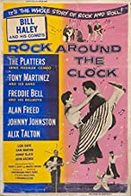 Rock Around the Clock POSTER Movie (27 x 40 Inches - 69cm x 102cm) (1956) (Style D)