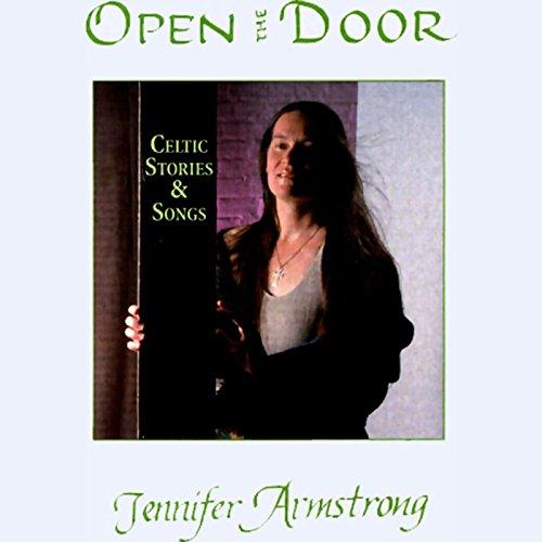 Open the Door audiobook cover art