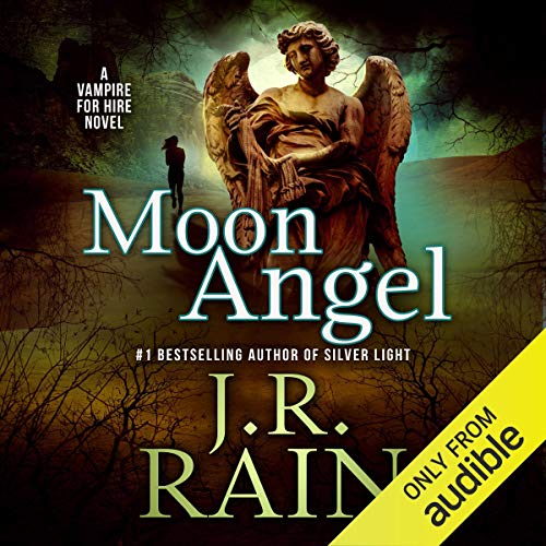 Moon Angel audiobook cover art