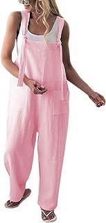 check-out eb222 093cd Amazon.fr : Rose - Salopettes / Femme : Vêtements