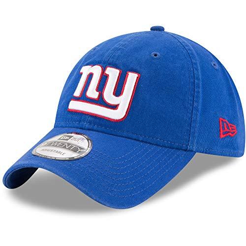 New Era Youth Royal New York Giants Primary Core Classic 9TWENTY Adjustable Hat