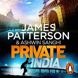 Private India audiobook cover art