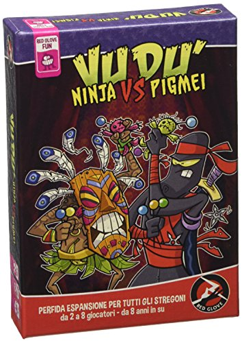Red Glove–Ninja Vs pigmei, Expansión para vudú