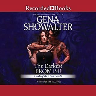 The Darkest Promise audiobook cover art