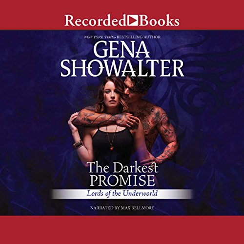 The Darkest Promise audiobook cover art