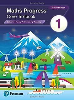Maths Progress Second Edition Core Textbook 1: Second Edition