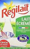 Régilait Lait en Poudre Écrémé 750 g - Lot de 4