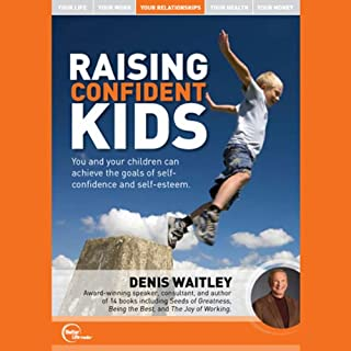 Raising Confident Kids (Live) audiobook cover art