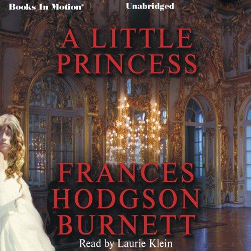 A Little Princess Audiobook By Frances Hodgson Burnett cover art