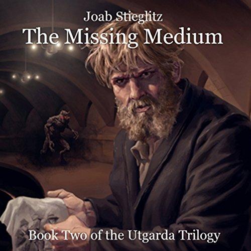 The Missing Medium audiobook cover art