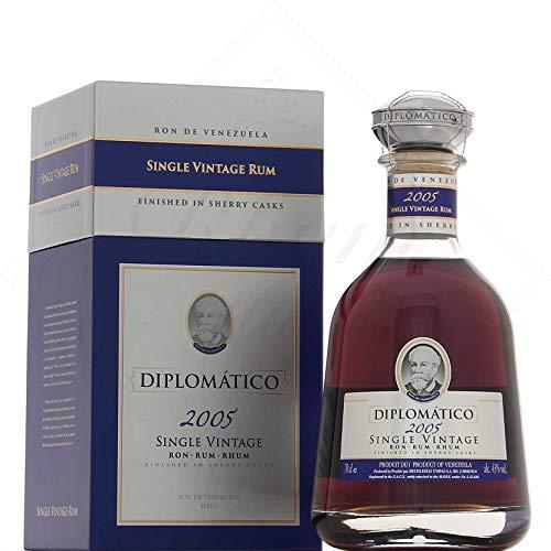 Rhum - Diplomatico Single Vintage 2005 43° 70cl