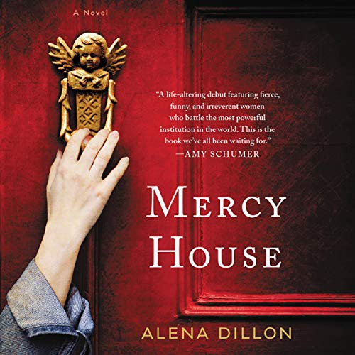 Mercy House audiobook cover art