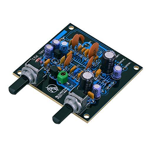 Kemo B156N FM Empfänger Bausatz für UKW Radio zum selber löten. Eingebauter Audioverstärker. Vormontierte SMD-IC's und fertig gedruckte Spulen. Max. 0,7 W Musikleistung