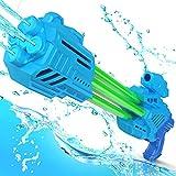 Water Gun for Kids Adults,5 Nozzles Super Squirt Guns,35FT...