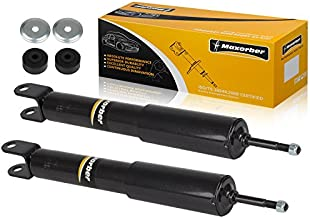Maxorber 2pcs Front Struts Shocks Absorber Compatible with Chevrolet Suburban 1500 Tahoe 4WD RWD 2001-2006,GMC Yukon 2000-2006 4WD RWD Shock Absorber 344381