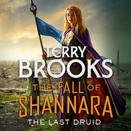 The Last Druid cover art