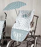 Babyline Carrusel - Colchoneta para silla de paseo,...