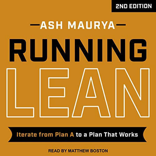 Running Lean, 2nd Edition cover art