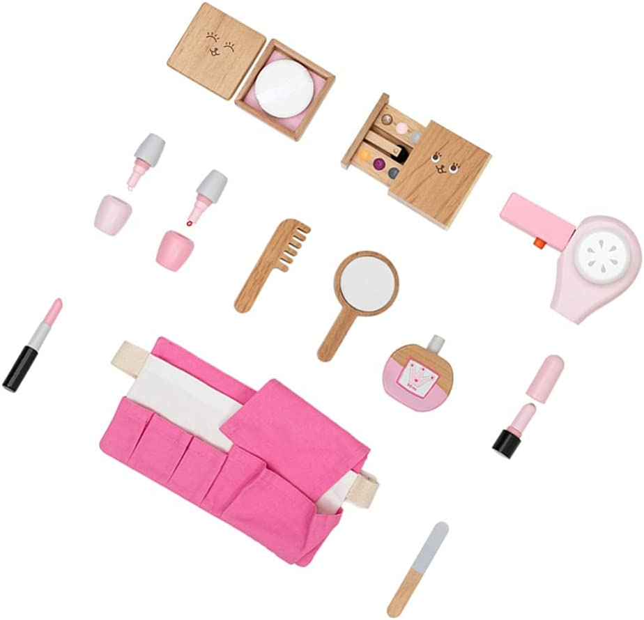 Cheap mail order sales Toyvian Kids Pretend Makeup Toys Girls Play Now free shipping Bea Cosmetic