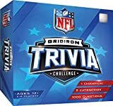 MasterPieces NFL League Trivia Game, One Size