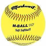 Markwort 10' Soft & Light Softballs from 1 Dozen