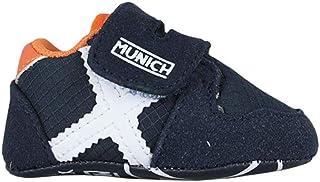 Amazon.es: zapatillas munich negras - 2040900031 / Zapatos: Zapatos y complementos