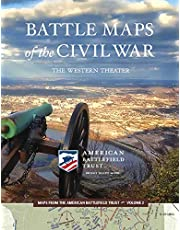 Battle Maps of the Civil War, 2: The Western Theater