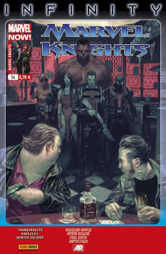 Marvel Knights, Tome 14 :