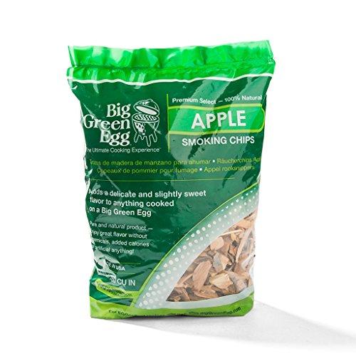 best wood chips for smoking chicken Big Green