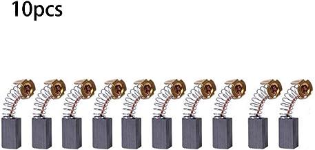 jumpeasy De alta calidad Herramientas de mano Herramienta rotativa Generic Escobillas de carbon Motores repuestos Amoladora electrica reemplazo Mini taladro(10pcs)
