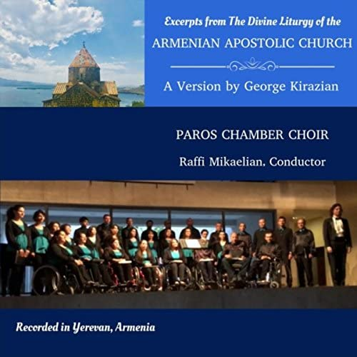 Paros Chamber Choir & Raffi Mikaelian
