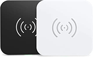 CHOETECH Cargador Inalámbrico, Qi Wireless Charger 2 Pack,