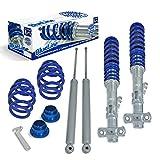 JOM Car Parts & Car Hifi GmbH 741004 Blueline Gewindefahrwerk