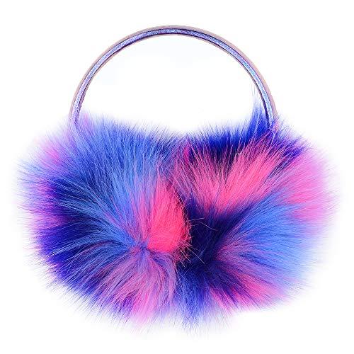 NWK Ear Muff Earmuff Ear Warmer for Women Girls 2020 Winter Faux Fur Christmas GIfts for Mom Daughter