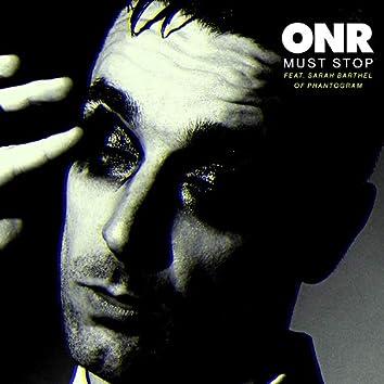 Must Stop (feat. Sarah Barthel, Phantogram)
