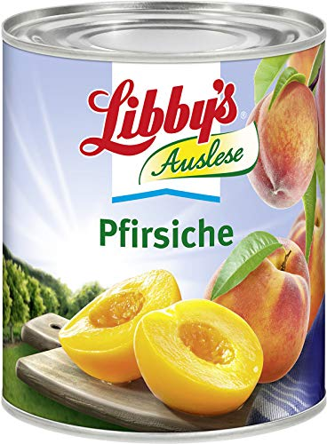 Libby`s Pfirsiche, gezuckert 850ml