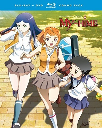 My-HiME: The Complete Series [Blu-ray]