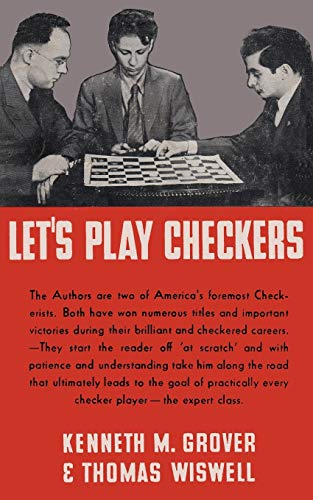 Compare Textbook Prices for Let's Play Checkers  ISBN 9784871877473 by Grover, Kenneth M,Wiswell, Thomas,Sloan, Sam