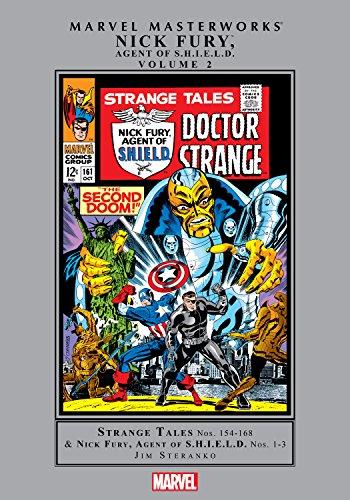 Nick Fury, Agent of S.H.I.E.L.D. Masterworks Vol. 2 (Strange...