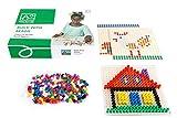 Toys for Life   bauen mit Perlen   Lehrmaterialien Technologie & Technik   Motorische Fähigkeiten   Ab 36 Monate   Bis 84 Monate, farbskala