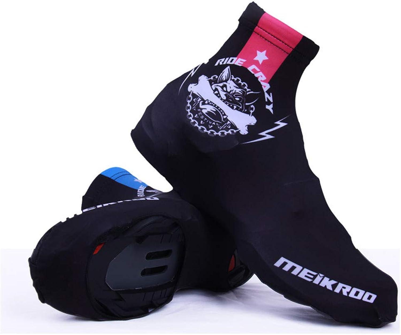 Bicycle Cycling Lock shoes Covers Mens Womens Bike Overshoes Cycling Biking Waterproof Overshoes DustProof Road Windproof Weatherproof
