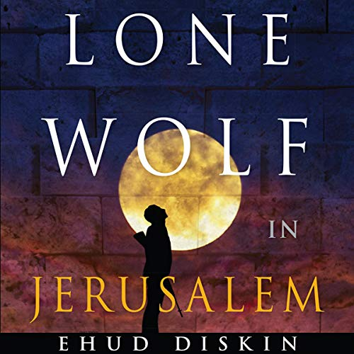 Lone Wolf in Jerusalem  By  cover art