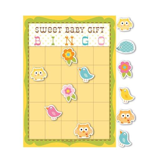 Unbekannt Creative Converting Baby Dusche Happi Tree 10zählen Bingo Spiel