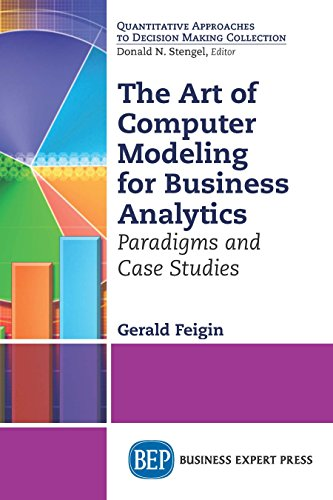The Art of Computer Modeling for Business Analytics: Paradigms and Case Studies (English Edition)