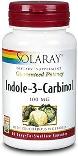 Solaray Indole-3-Carbinol 100mg | 30 Capsules