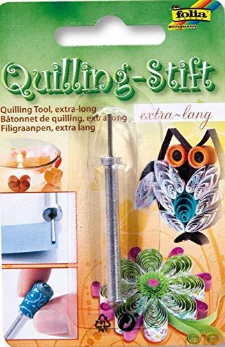 folia 1283 - Quillingstift, extra lang, für besonders breite Quillingstreifen